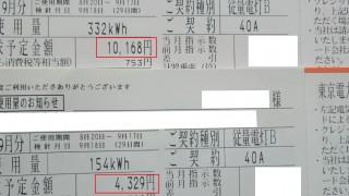 電気代が明らかに高いなら電力メーターを疑おう。1万円超えたら疑え!