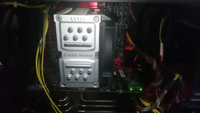 パソコン内部