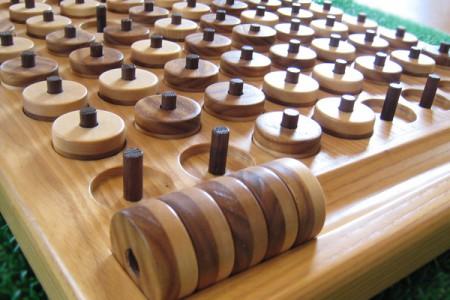 木製オセロ