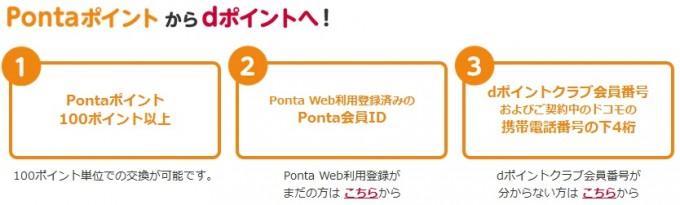 ponta→dpoint
