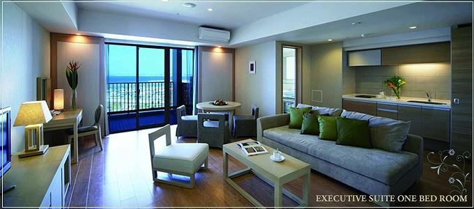 ムーンオーシャン宜野湾 ホテル&レジデンス部屋1