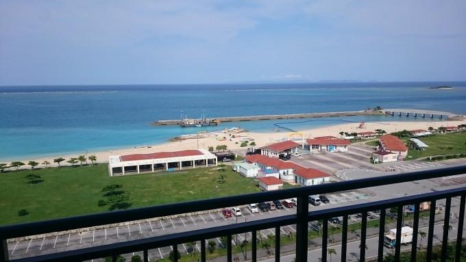 サザンビーチホテル&リゾート_砂浜