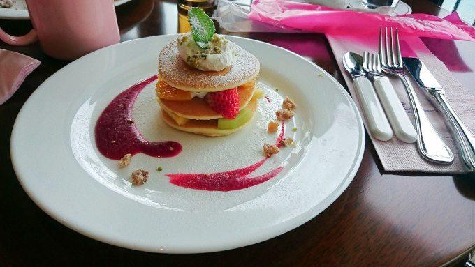 サザンビーチホテル&リゾート_ホットケーキ
