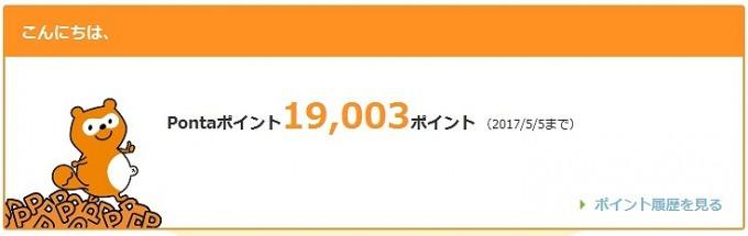 pontaポイント2万
