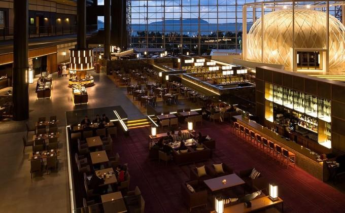 ヒルトンホテル福岡