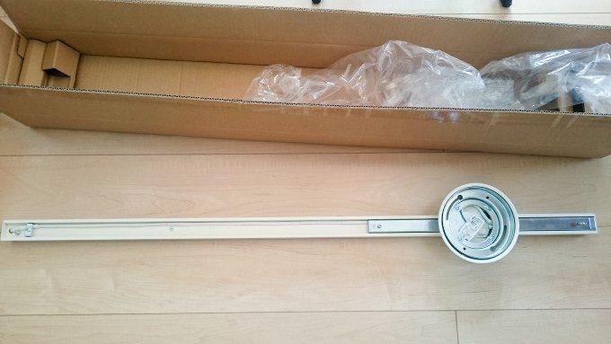 山田照明 取付簡易型 薄型ライティングダクト レール可動型 TG-367_5