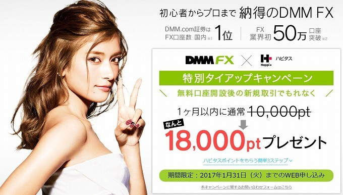 DMM証券18,000