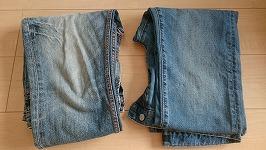 12,000円のジーンズパンツが、ユニクロで3,990円で買える。ブランド力ってなんなんだぜ?