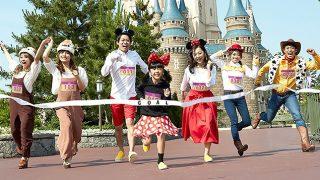 【画像あり】東京ディズニーランド、ハロウィン楽しすぎて走り方忘れる(笑)