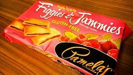 レーズンサンドのようなPamela's Products社のフィギーズ&ジャミーズを食べてみた